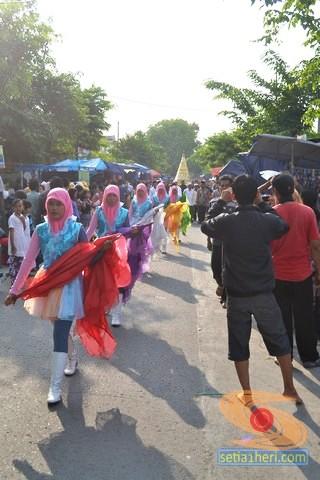 Haul Mbah Syafii Pongangan Manyar Gresik tahun 2014 (11)
