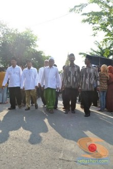 Haul Mbah Syafii Pongangan Manyar Gresik tahun 2014 (12)