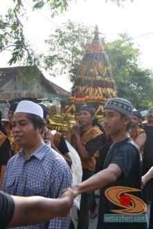 Haul Mbah Syafii Pongangan Manyar Gresik tahun 2014 (16)
