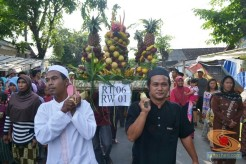 Haul Mbah Syafii Pongangan Manyar Gresik tahun 2014 (19)
