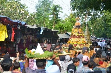 Haul Mbah Syafii Pongangan Manyar Gresik tahun 2014 (20)