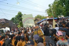 Haul Mbah Syafii Pongangan Manyar Gresik tahun 2014 (24)