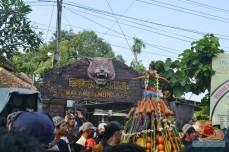 Haul Mbah Syafii Pongangan Manyar Gresik tahun 2014 (26)
