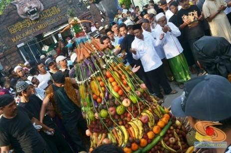 Haul Mbah Syafii Pongangan Manyar Gresik tahun 2014 (28)