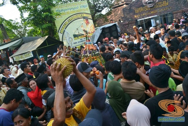 Haul Mbah Syafii Pongangan Manyar Gresik tahun 2014 (34)
