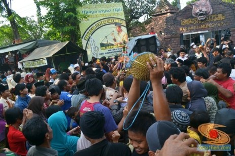 Haul Mbah Syafii Pongangan Manyar Gresik tahun 2014 (38)