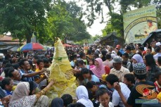 Haul Mbah Syafii Pongangan Manyar Gresik tahun 2014 (44)