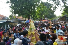Haul Mbah Syafii Pongangan Manyar Gresik tahun 2014 (45)