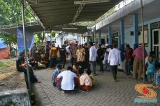 Haul Mbah Syafii Pongangan Manyar Gresik tahun 2014 (51)