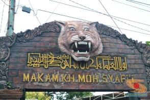 Haul Mbah Syafii Pongangan Manyar Gresik tahun 2014 (56)