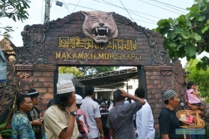 Haul Mbah Syafii Pongangan Manyar Gresik tahun 2014 (57)