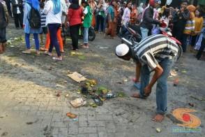 Haul Mbah Syafii Pongangan Manyar Gresik tahun 2014 (58)