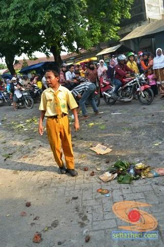 Haul Mbah Syafii Pongangan Manyar Gresik tahun 2014 (59)