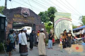 Haul Mbah Syafii Pongangan Manyar Gresik tahun 2014 (66)