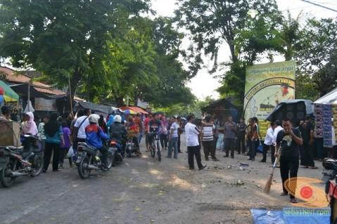 Haul Mbah Syafii Pongangan Manyar Gresik tahun 2014 (70)