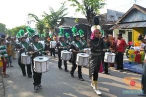 Haul Mbah Syafii Pongangan Manyar Gresik tahun 2014 (9)