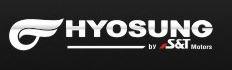 logo hyosung motor