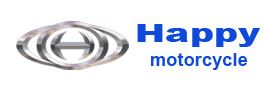 logo motor happy motocycle