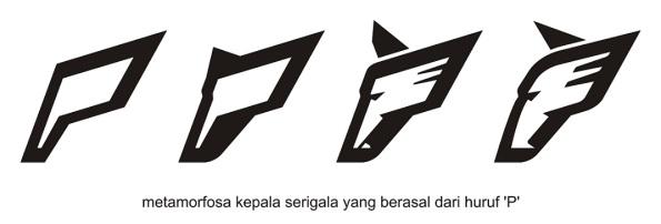 Logo PRIDES Metamorfosa