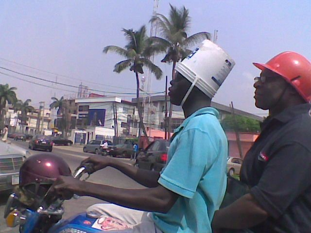 not safety helm in nigeria