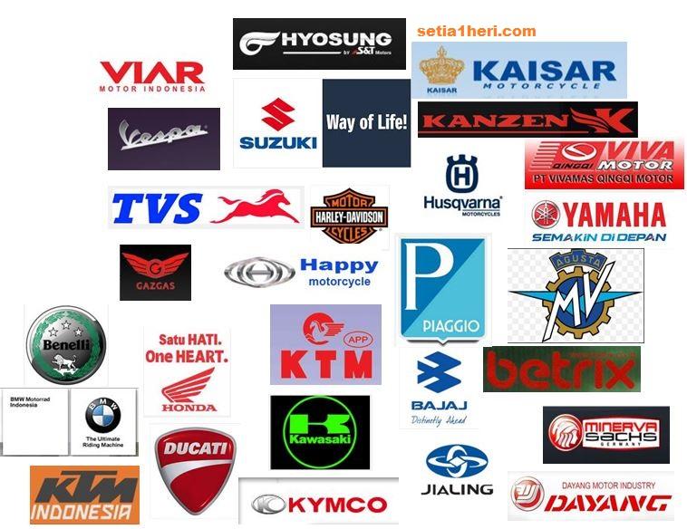 pabrikan motor di indonesia