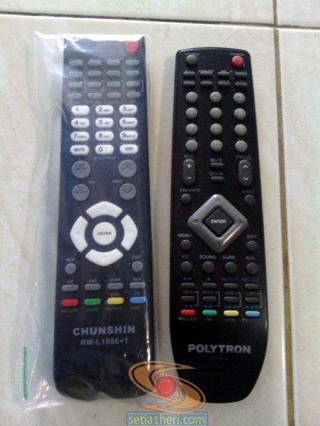 Remote Tv Lcd Polytron Rusak Ada Alternatifnya Gan Setia1heri Com