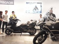 bmw motorrad indonesia launched