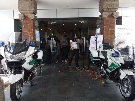 launching bali motorrad indonesia