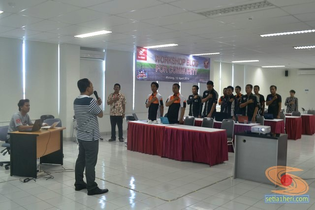 workshop ngeblog honda communty bersama jatimotoblog (2)