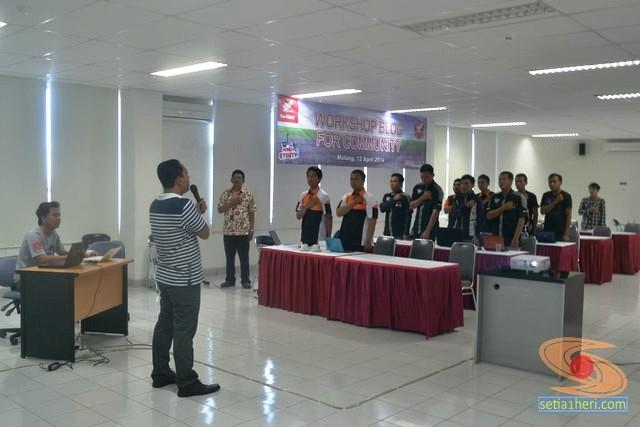 workshop ngeblog honda communty bersama jatimotoblog (2)