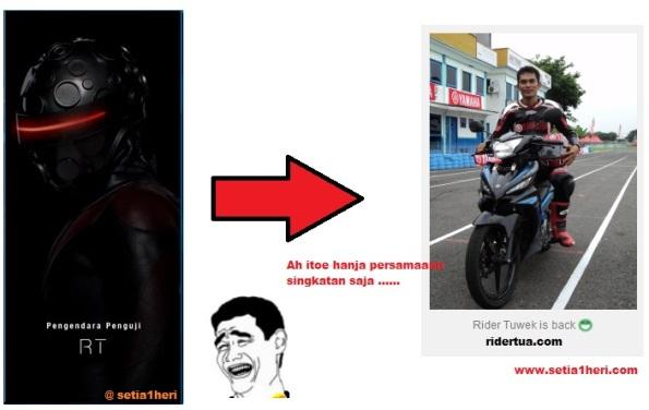 rider tua alias RT