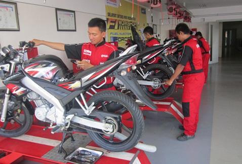 Yamaha Academy Surabaya