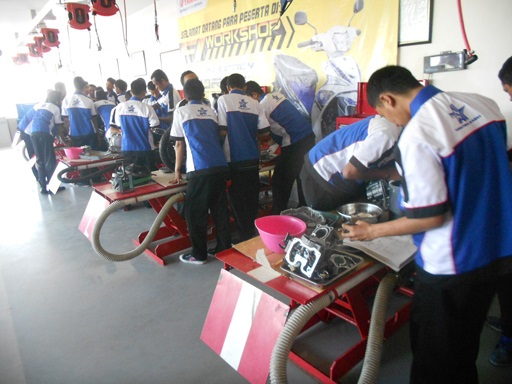 Yamaha Engineering School (YES) Surabaya