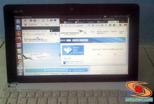 beli tiket pesawat sendiri atau via agen tiket