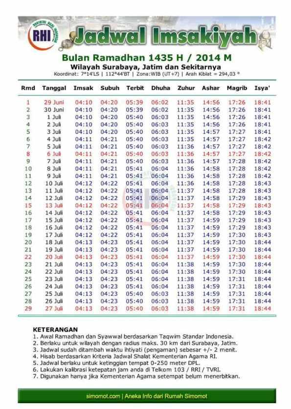 jadwal-imsakiyah-ramadhan-1435-h-daerah-surabaya-dan-sekitarnya