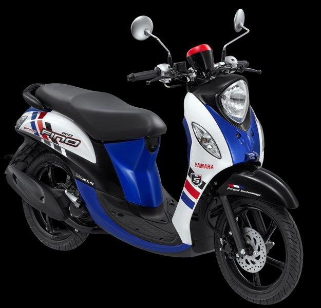 Fino FI Sport (Casual Sporty) - Sporty Blue