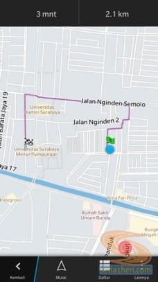map di BB Z3