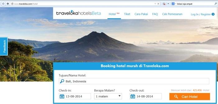 traveloka hotels