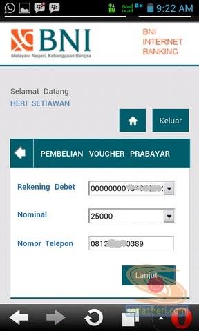 BNI Internet Banking versi mobile atau gadget (5)