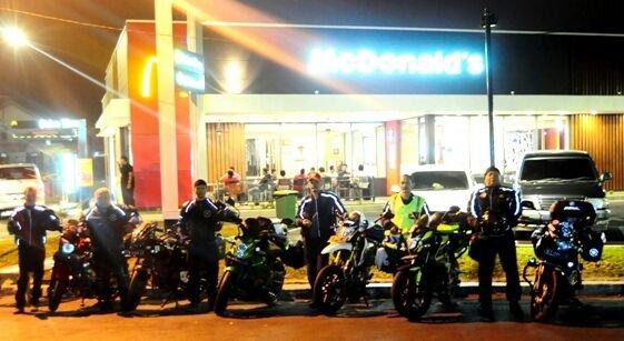 6 sekawan  GPC road to Borneo 2014