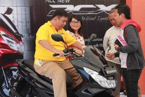 All New Honda PCX 2014 (1)