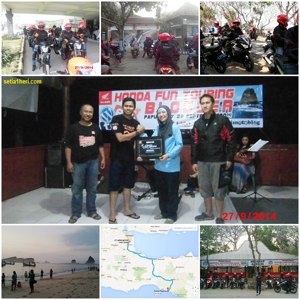 Honda Fun Turing blogger 2014