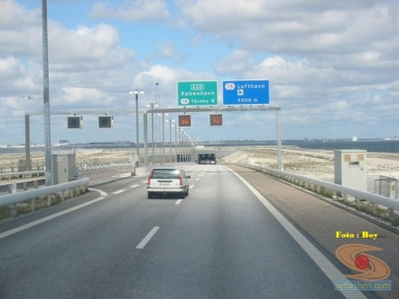jalan tol di swedia