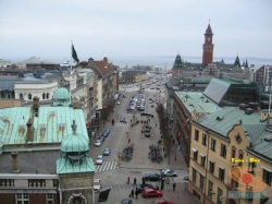 kondisi jalan di swedia