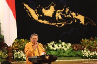 presiden RI ke-6 Susilo Bambang Yudhoyono