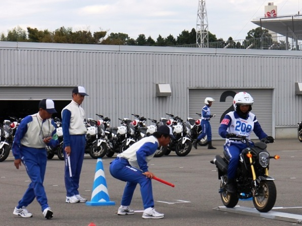 The 15th Safety Japan Instructors'Competition 2014 di Jepang (1)