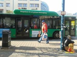 transportasi massal di swedia