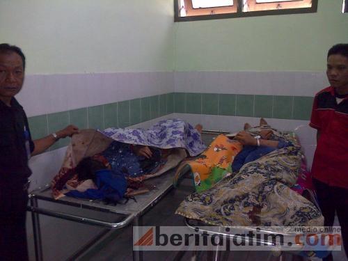 Dua Siswi MTs di Ujungpangkah Gresik Dibunuh 1 oktober 2014