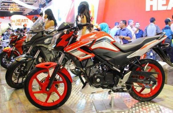 New Honda CB150R Special Edition