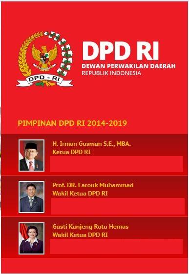 Pimpinan DPR RI 2014-2019